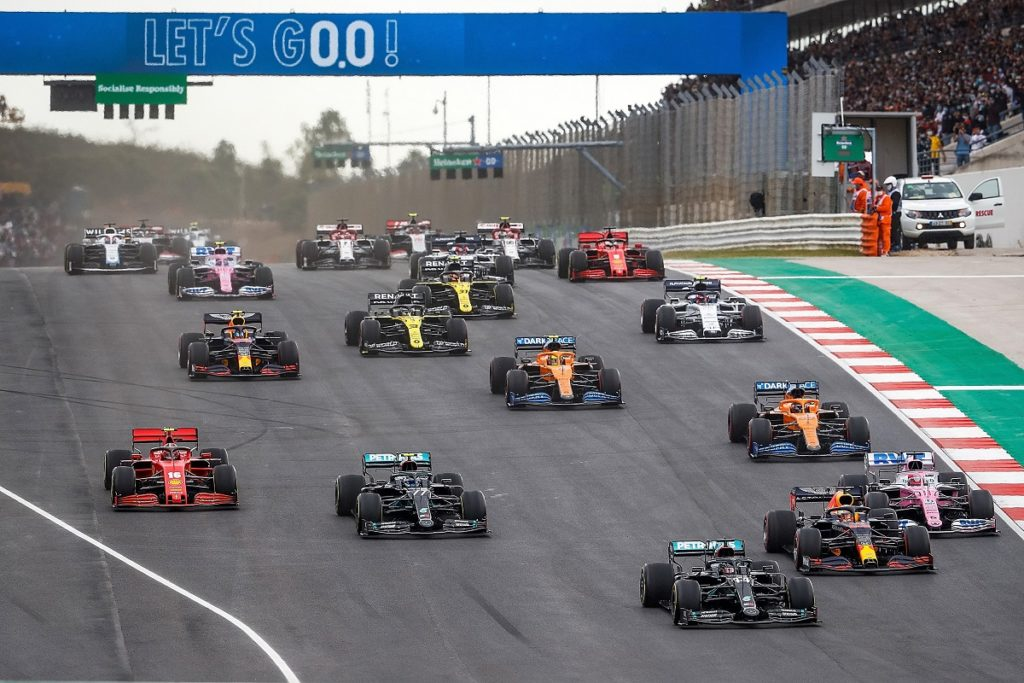 Formula 1 Dove Vedere Qualifiche Gp Emilia Romagna Diretta Tv E Streaming Gratis